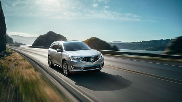 2018 Acura MDX For Sale