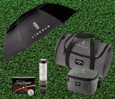 The Lincoln Collection: Golf Accessories