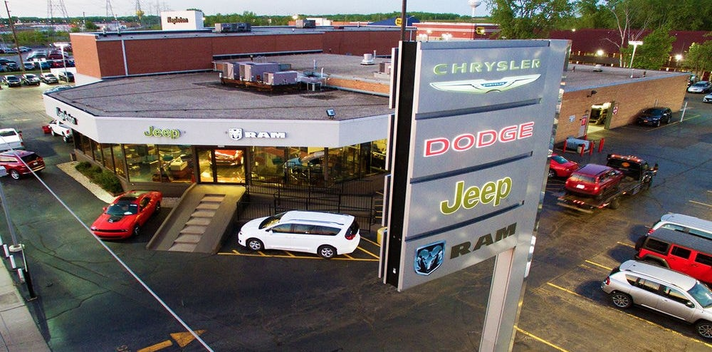 Napleton's River Oaks Chrysler Dodge Jeep RAM Dealership