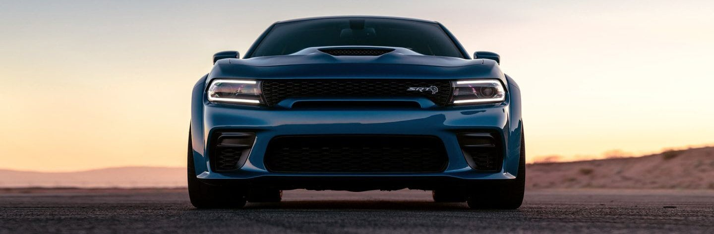 2020 Dodge SRT Charger Hellcat Muscle Car
