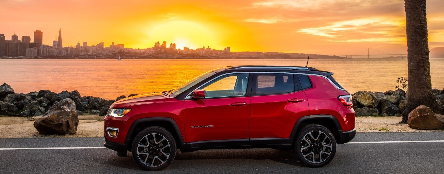 Jeep Compass SUVs for Sale