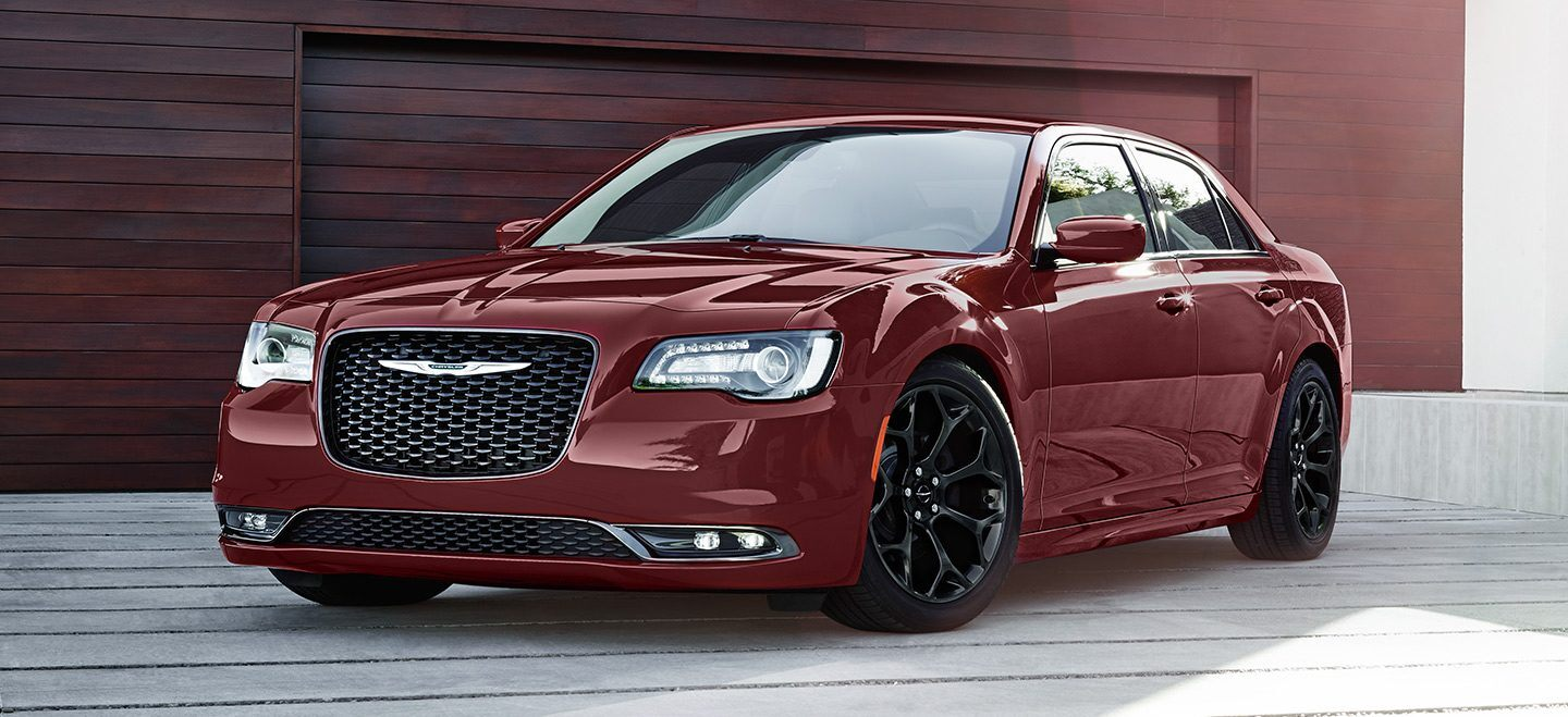 New 2020 Chrysler 300 Sedans Lansing, IL