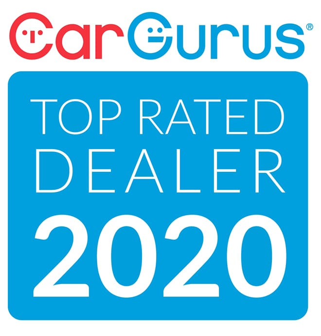 Car Gurus 2020 Top Rated Dealer