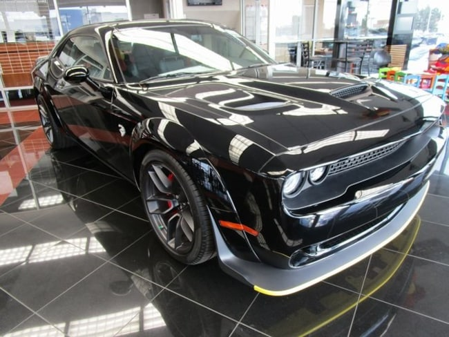 2018 Dodge Challenger Srt Hellcat Widebody Coupe For Sale In Lansing