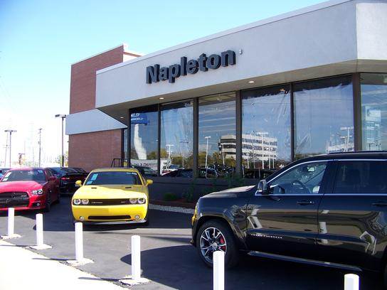 River Oaks Dodge >> About Our Dealership Napleton S River Oaks Cdjr