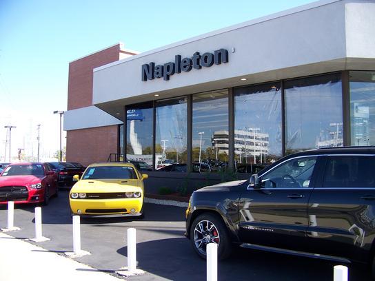 River Oaks Dodge >> Dodge Jeep Chrysler Ram Dealer Lansing Il About Napleton S
