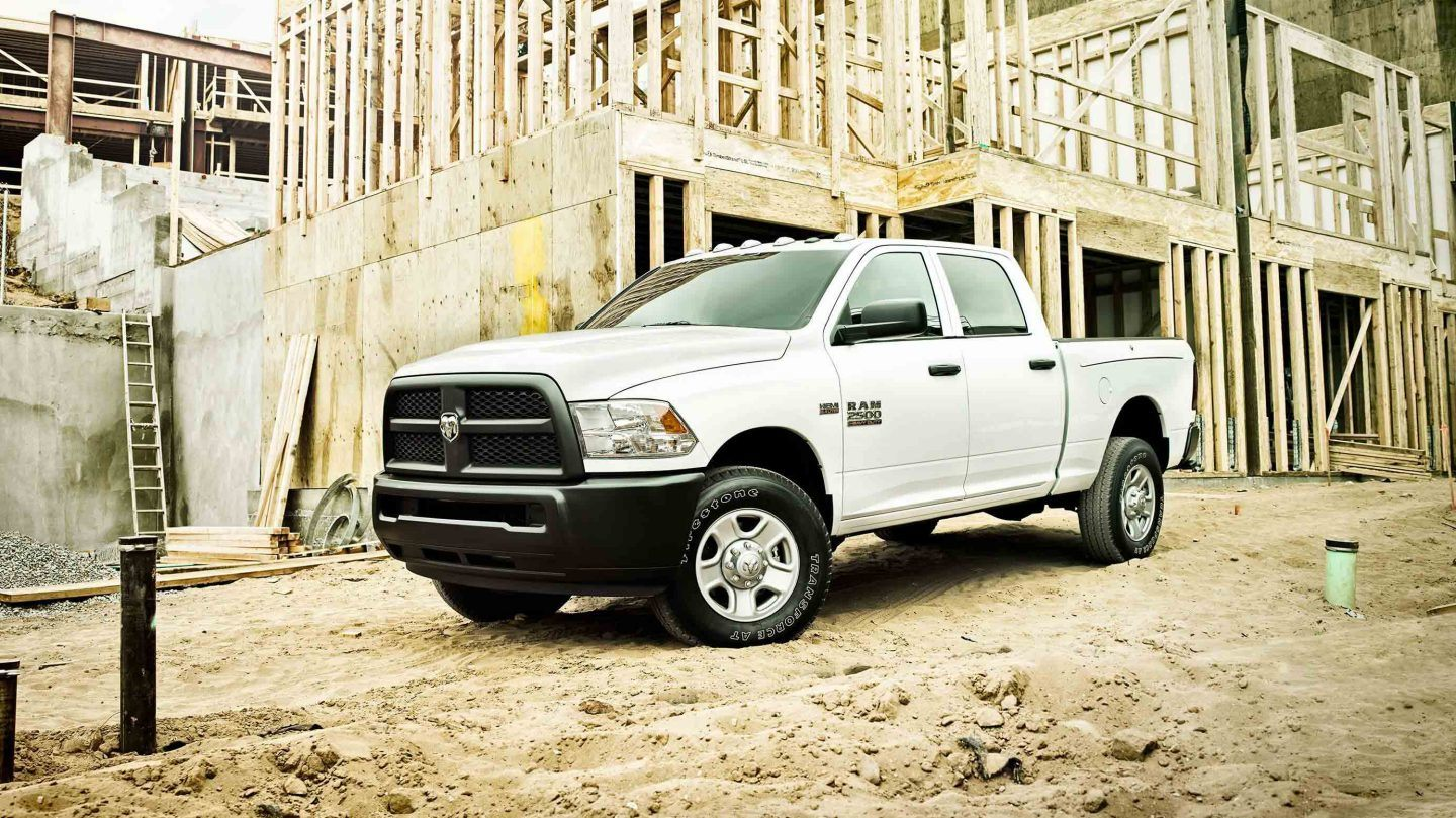 2019 RAM 2500 Heavy Duty Pickup Truck