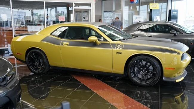 2021 Dodge Challenger R/T SCAT PACK Coupe