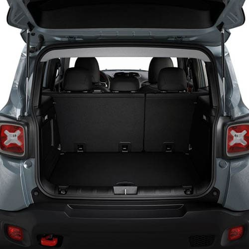 Jeep Renegade Truck and Storage Space