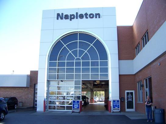 Service Center Napleton S River Oaks Chrysler Jeep Dodge