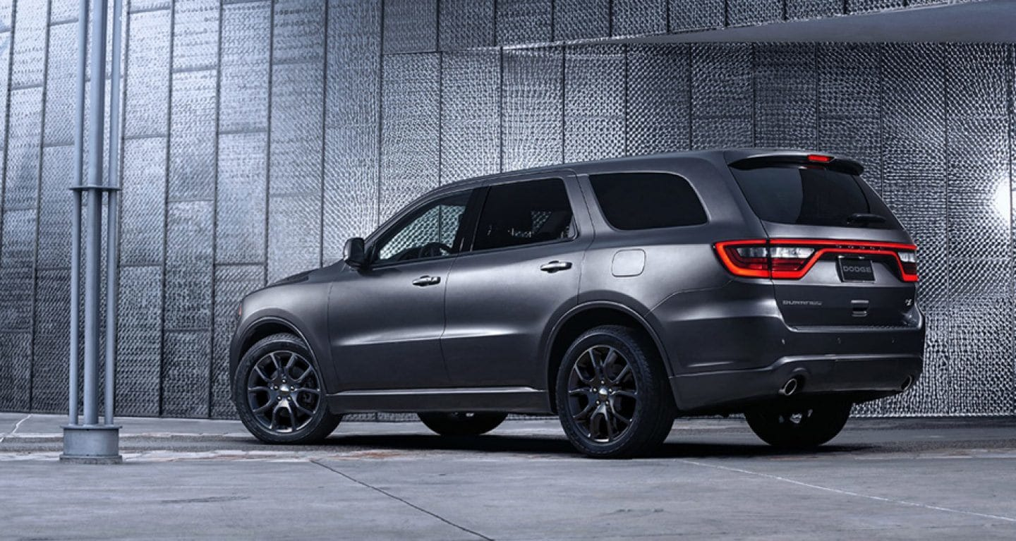 Black 2020 Dodge Durango
