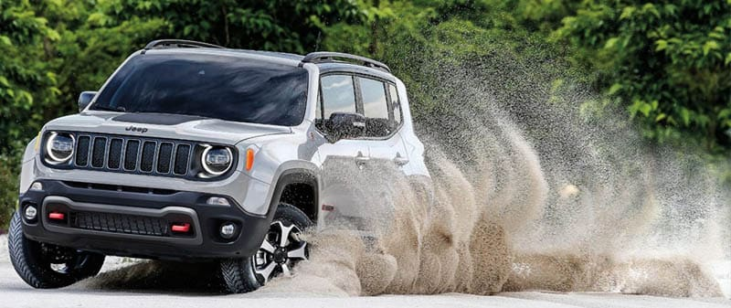 New 2020 Jeep Renegade AWD Performance