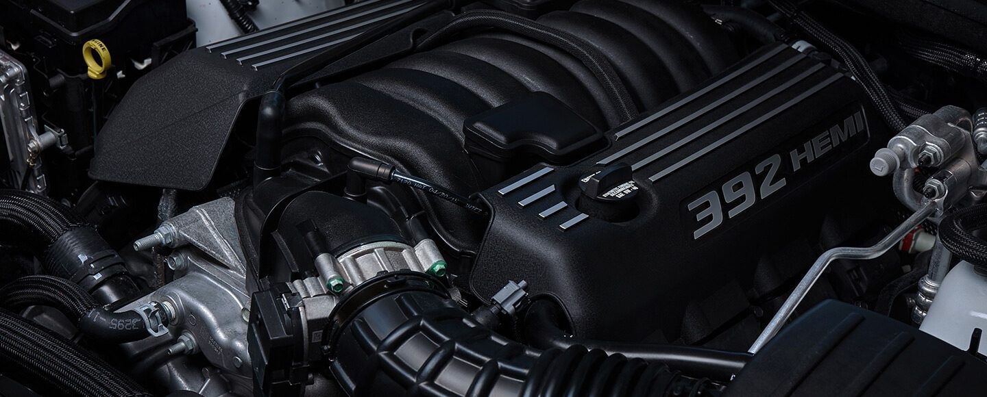 New Jeep Grand Cherokee SRT Engine