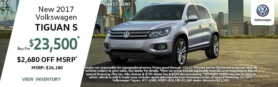 Sanford-Volkswagen-Tiguan