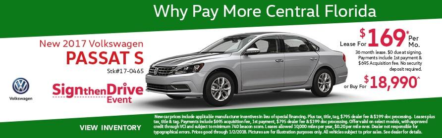 Volkswagen-Passat-For-Sale-Sanford