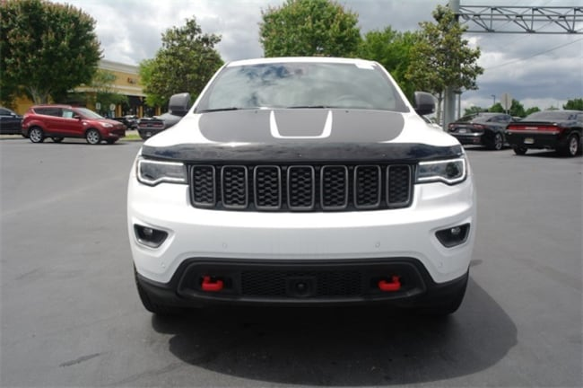 New 2019 Jeep Grand Cherokee TRAILHAWK 4X4 For Sale Clermont