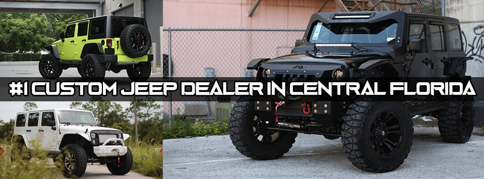 Custom Jeep builder