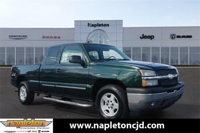 2005 Chevrolet Silverado 1500 LT Truck