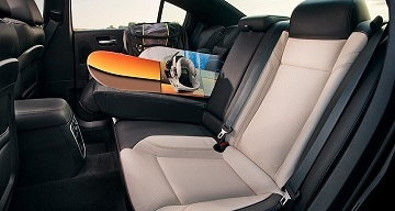 orlando-dodge-charger-interior