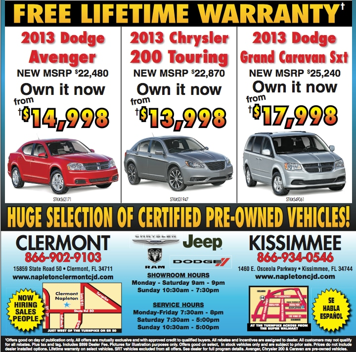 Nissan Car Dealerships Near Me: Kissimmee Department Of Motor Vehicles