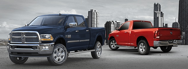 Ram trucks dealerships