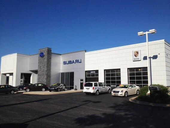 About Napleton Subaru Serving Beloit And Beyond