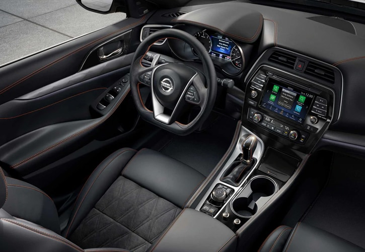 Nissan Maxima Infotainment System