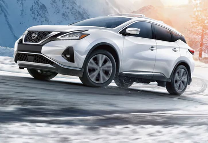 Nissan Murano Exterior Features
