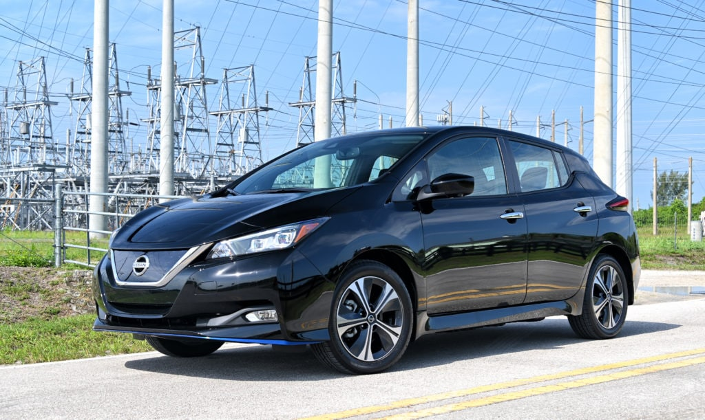 New Nissan LEAF - St. Louis Nissan