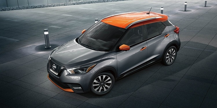 New 2019 Nissan Kicks SUVs