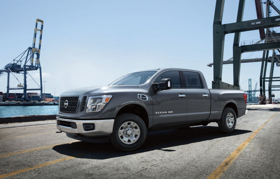 New 2019 Nissan Titan XD Work Truck