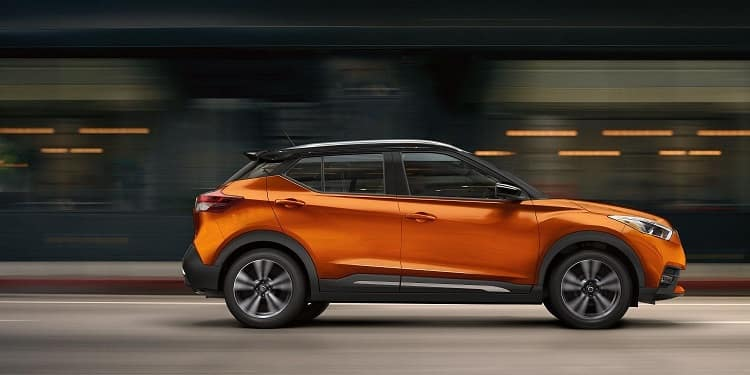 Nissan Kicks Features & Specs