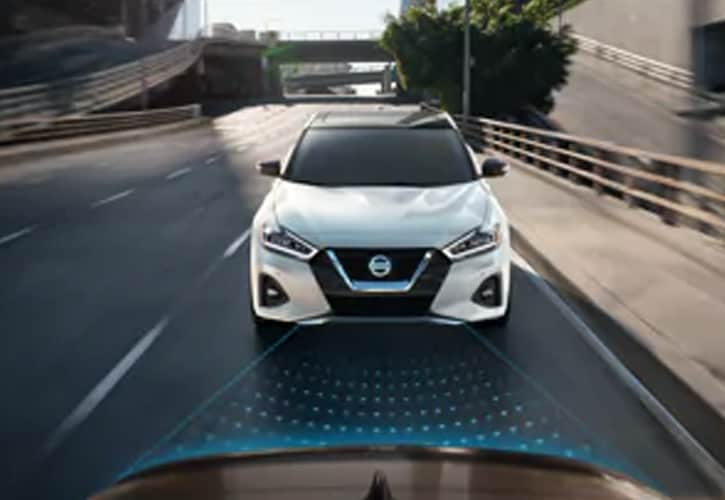 Nissan Maxima Driver Assistance Technology