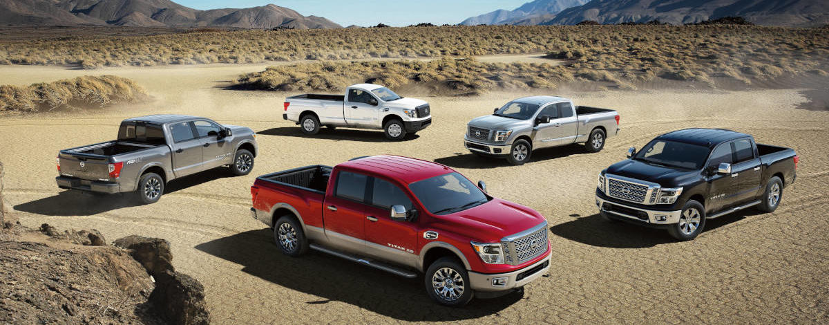 All New 2019 Nissan Pickup Truck Model Lineup