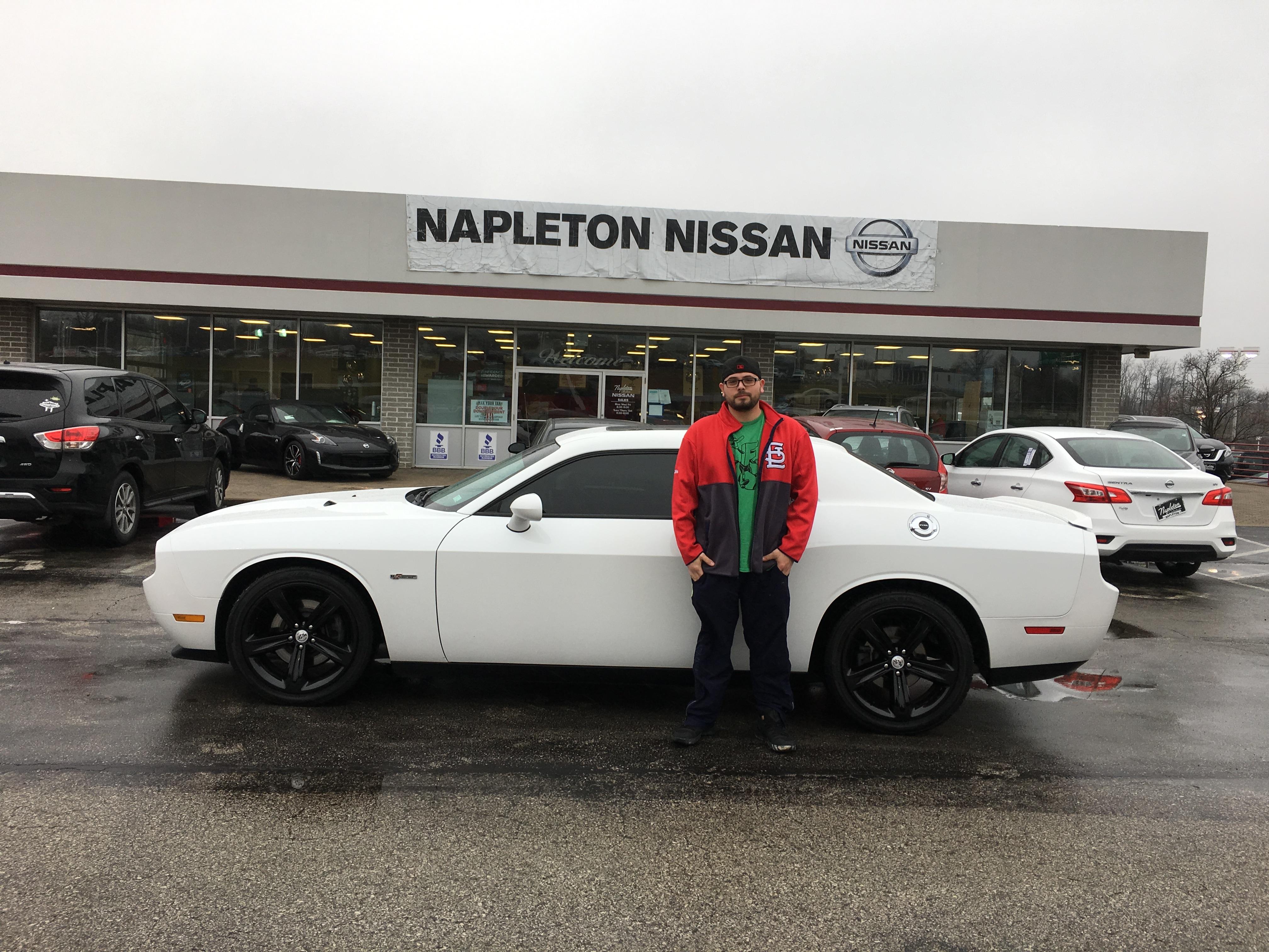 Napleton St. Louis Nissan | New Nissan dealership in Saint Louis, MO ...