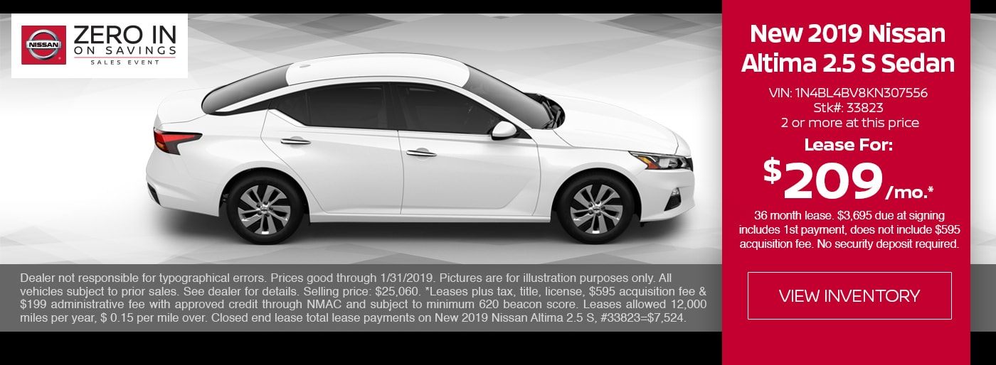 Nissan Altima St Louis Deals