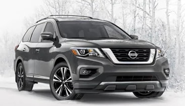 New Nissan Pathfinder St. Louis
