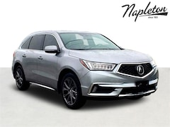 2017 Acura MDX V6 SH-AWD with Advance & Entertainment Packages SUV