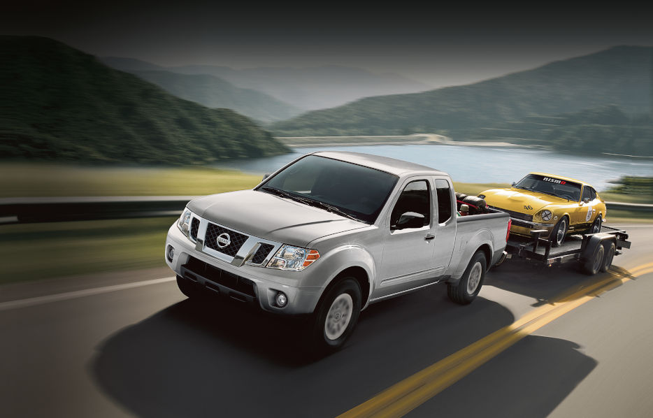 Nissan Frontier Midsize Pickup Truck Lease Deals