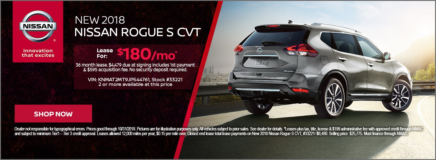 Come Check Out The New Nissan Rogue For Sale In St Louis