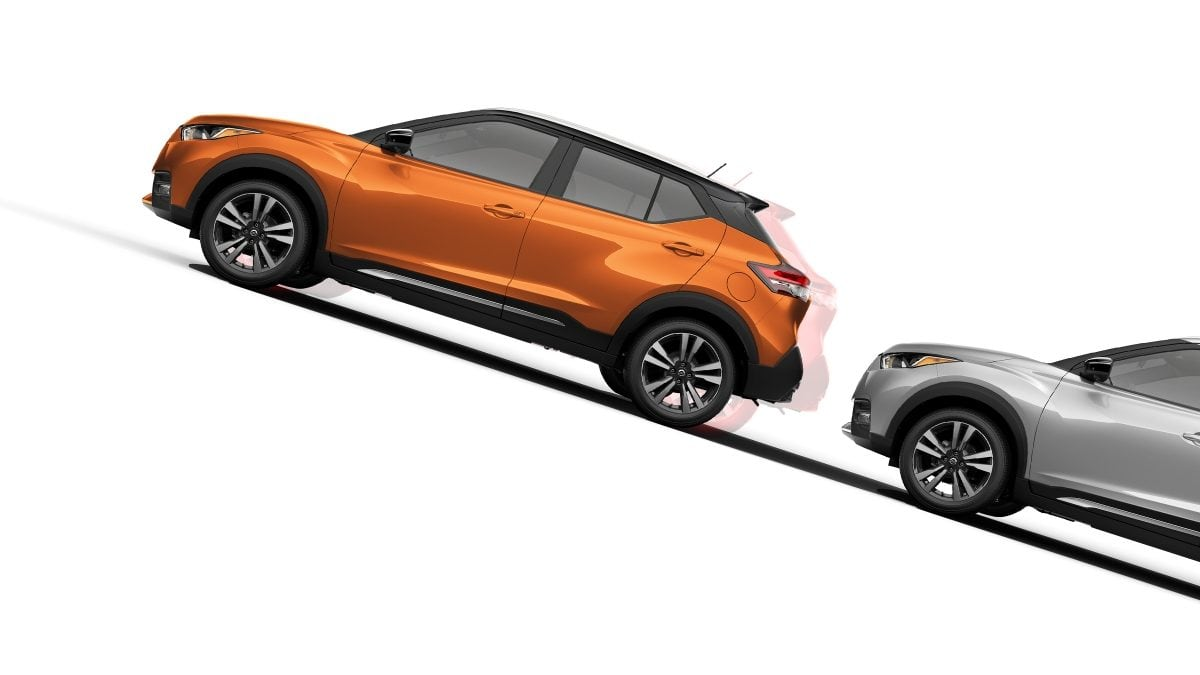 New 2019 Nissan Safety Features