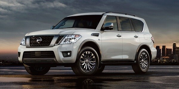 New Nissan Armada, St Louis Nissan dealer, Nissan Armada SUV