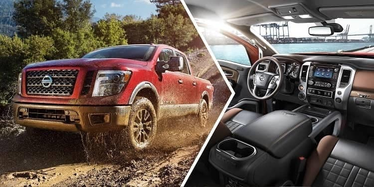 New 2019 Nissan Titan For Sale St. Louis, MO
