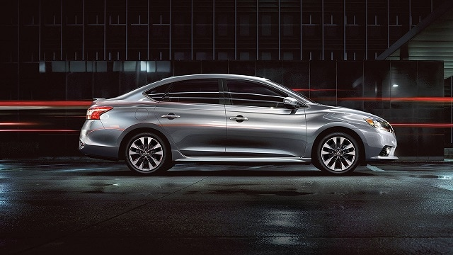 Test Drive a New 2019 Nissan Sentra