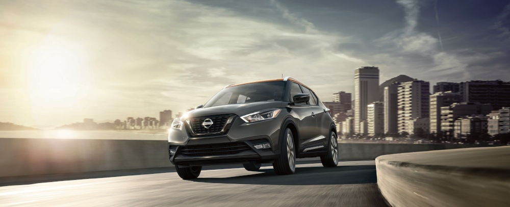 Nissan Kicks Small SUV