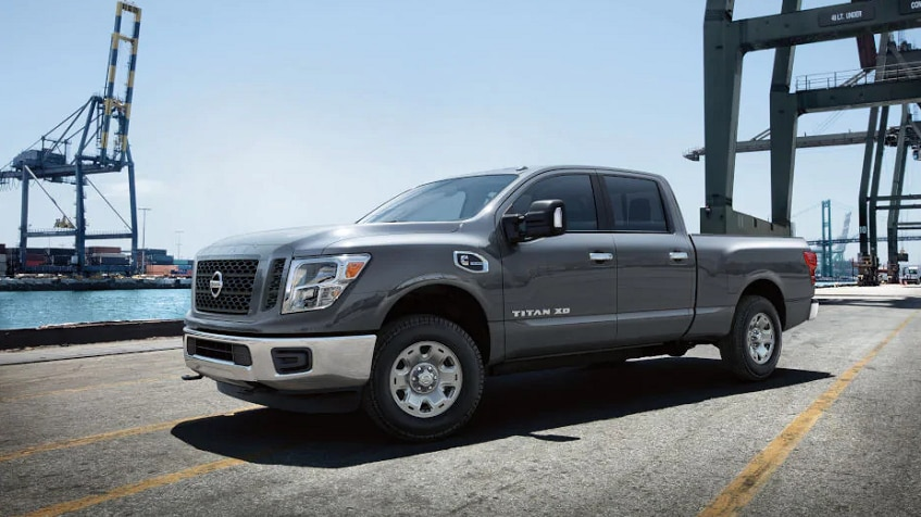 New Nissan Titan XD Work Truck