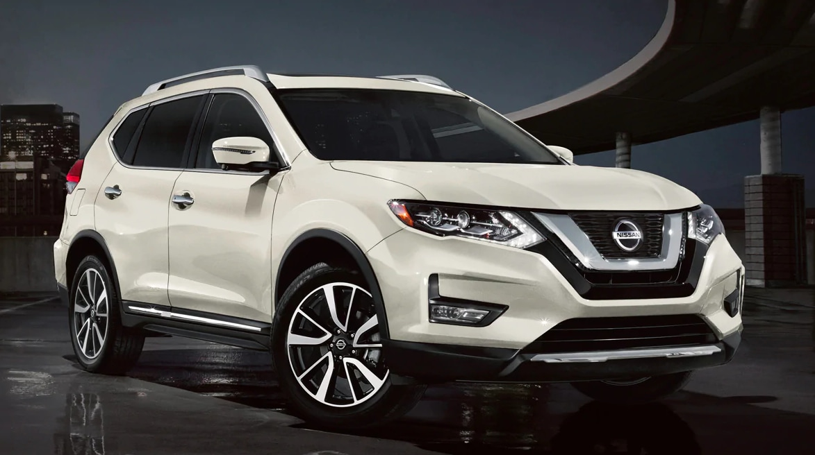 New Nissan Rogue St. Louis