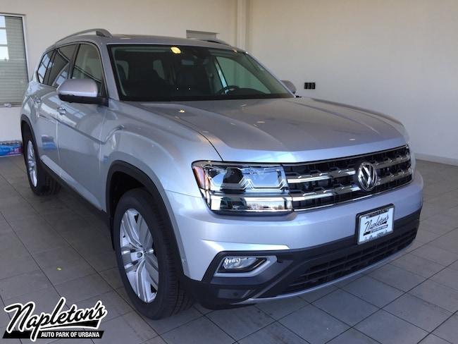 2019 Volkswagen Atlas 3.6L V6 SEL Premium 4MOTION SUV in Champaign-Urbana