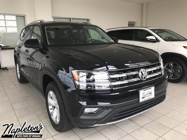 2019 Volkswagen Atlas 3.6L V6 SE SUV in Champaign-Urbana
