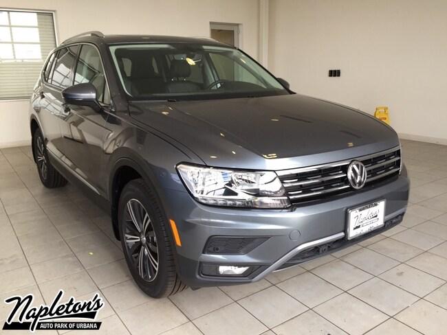 2019 Volkswagen Tiguan 2.0T SEL SUV in Champaign-Urbana